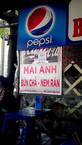 """The """"Bun Cha!"""" Heroes of Xuan Dieu"""