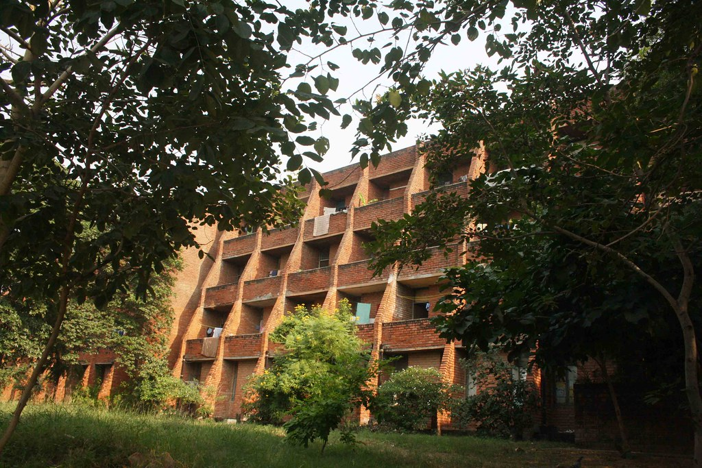 City Landmark - Jawaharlal Nehru University, South Delhi