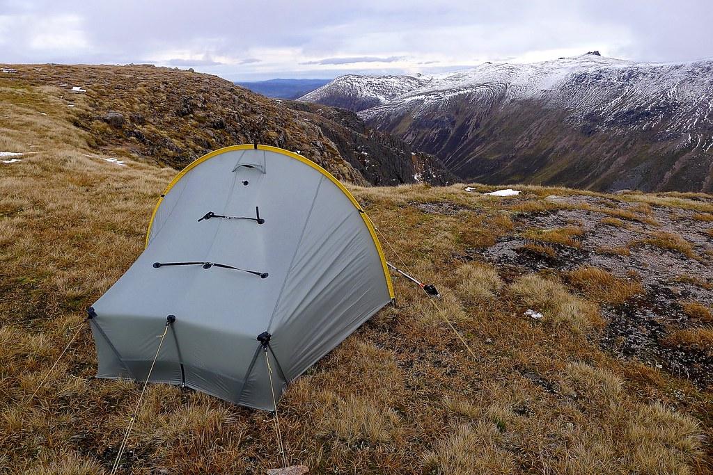 Cairngorm Wild Camp