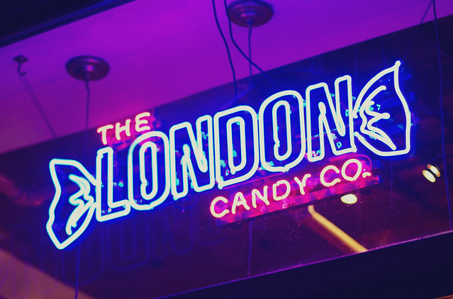 London Candy Company NYC