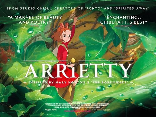 Arrietty-UK-Poster