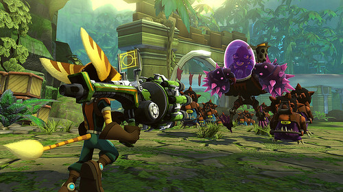Ratchet & Clank: Full Frontal Assault Release Date Announced
