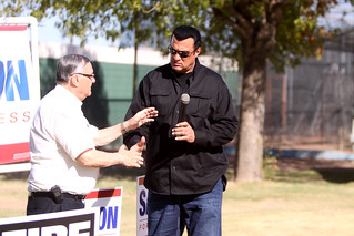 Steven Seagal & Joe Arpaio