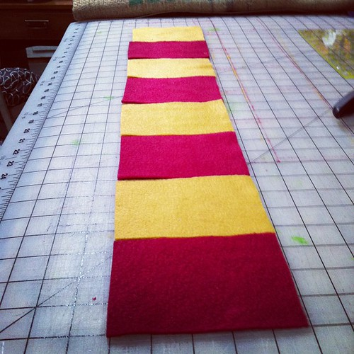 Making gryffindor's