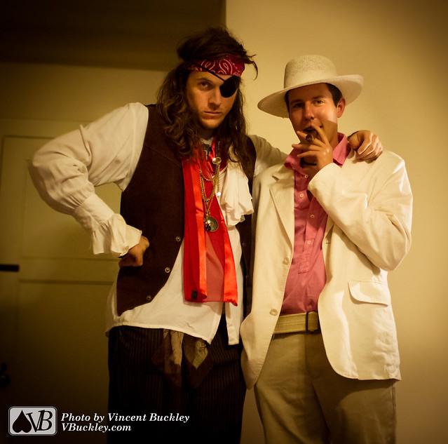 Pirate Vincent Cuban Matt
