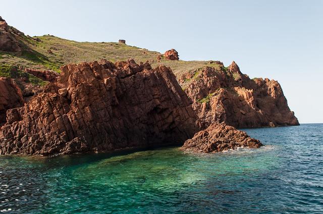 Scandola is de 6e bezienswaardigheid uit de Bezienswaardigheden Corsica Top 10