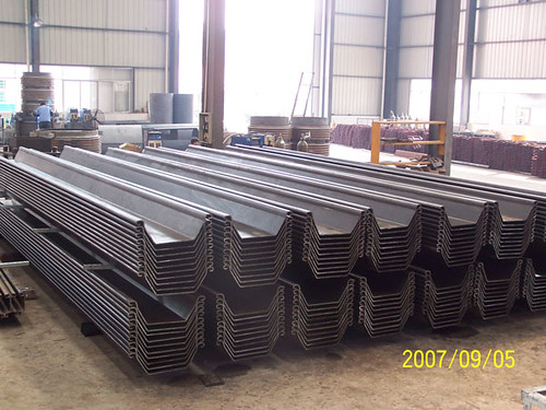 U sheet pile, top sheet pile supplier, wanhui sheet piling, wanhui sheet pile, sheet pile supplier