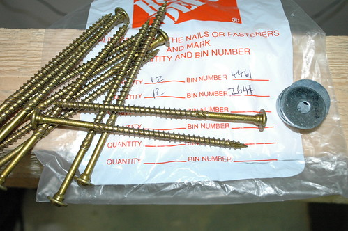 "GRK 6-1/4"" Decking Screws"