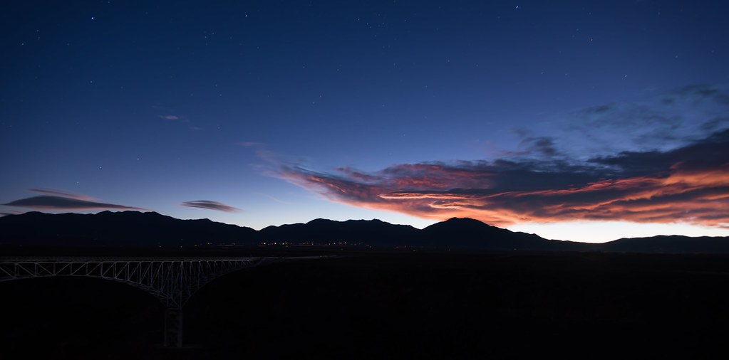 Taos sunrise
