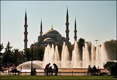 Istanbul - city of past, present and future