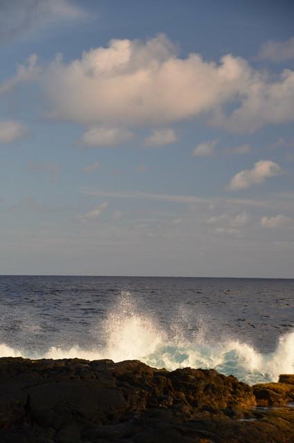 Waves at Puna coast (DSC_4177)