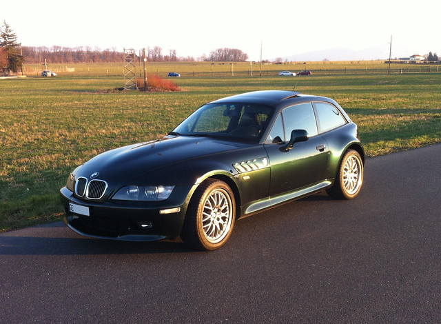 2001 Z3 Coupe | Oxford Green | Black