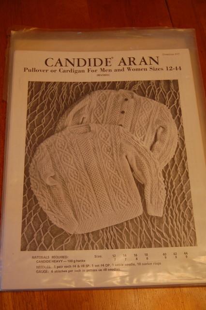 Candide Aran Pattern