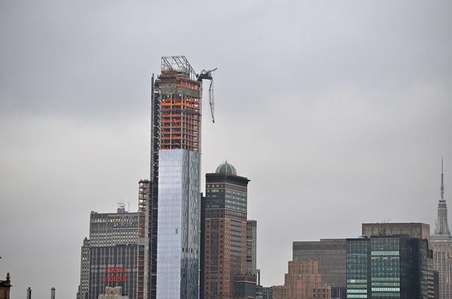Crane Collapse on 57th Street in Manhattan
