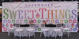 LakeHouse Sweet Things Booth