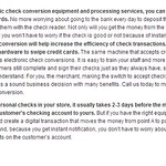 Oracle Payment Systems Reviews-Electronic Check Conversion