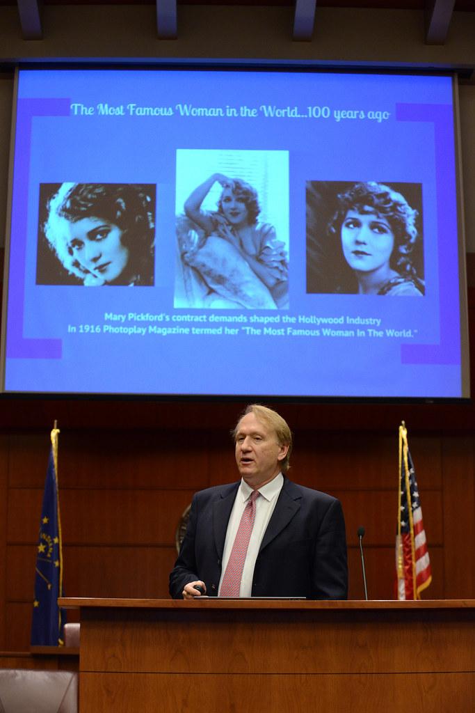 IP Center Speaker - Mark Roesler | IU Robert H  McKinney School of