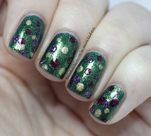 Zoya Ornate Dots