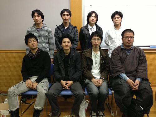 GPT Nagoya - Yoyogi : Top 8