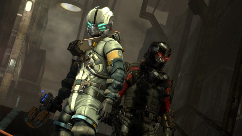 Dead Space 3 Trailer: Better With Kinect