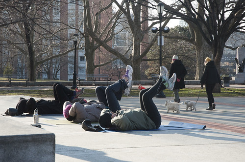Fort Greene workout 032