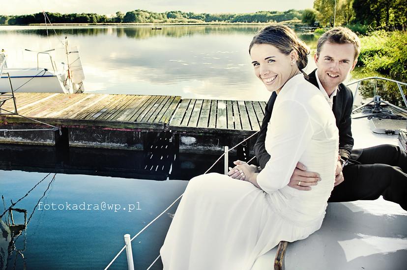 zdjęcia ze ślubu -Grudziądz  Magda
