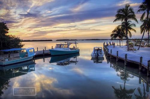 travel nature clouds canon marine florida sunsets boating islamorada floridakeys coasts travelphotography photomatix topazlabs