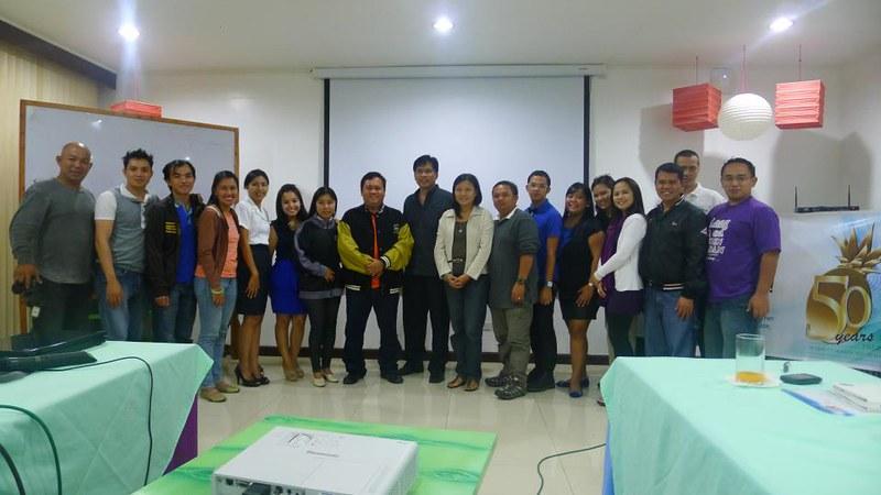 sox bloggers, dolefil HR director