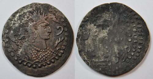 Monnaies des Huns Hephtalites 8380322473_09113101b9