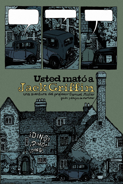 Usted mató a Jack Griffin 1