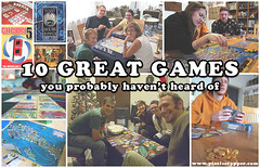 10 Great Games You've Probably Haven't Heard Of