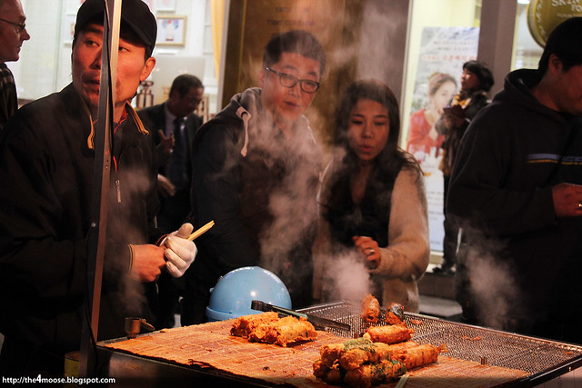 Korean Street Food - Wow....