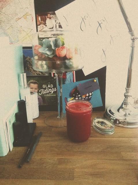 juice red
