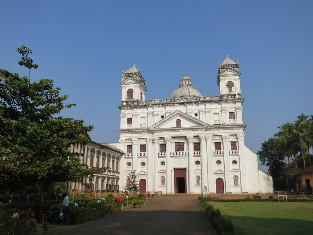 Churches Goa Wikipedia Goa on Wikipedia