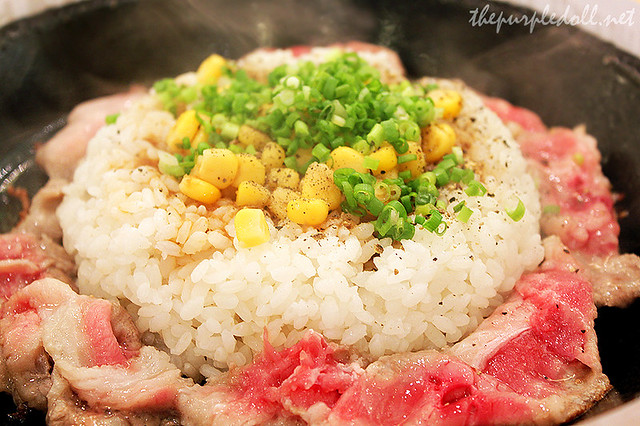 Beef Pepper Rice P198