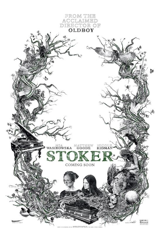 Stoker Poster 04