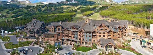 Arial View Of Grand Lodge Resort 2