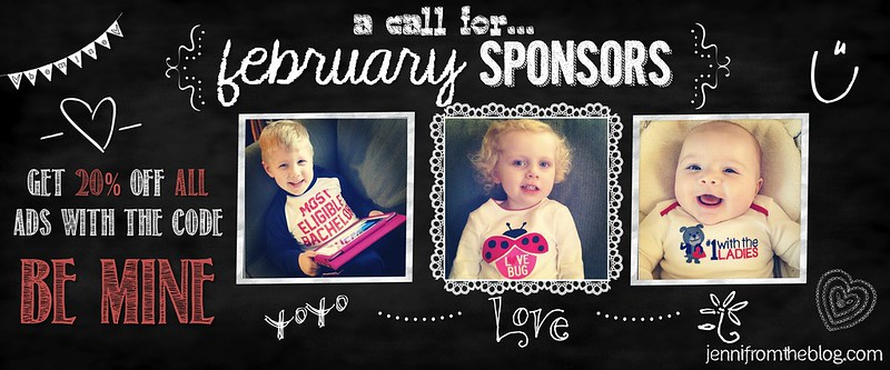 Feb Sponsors