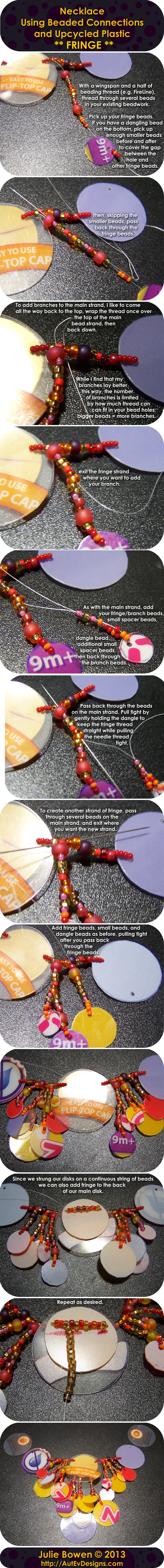 Beaded Connections FRINGE Tutorial