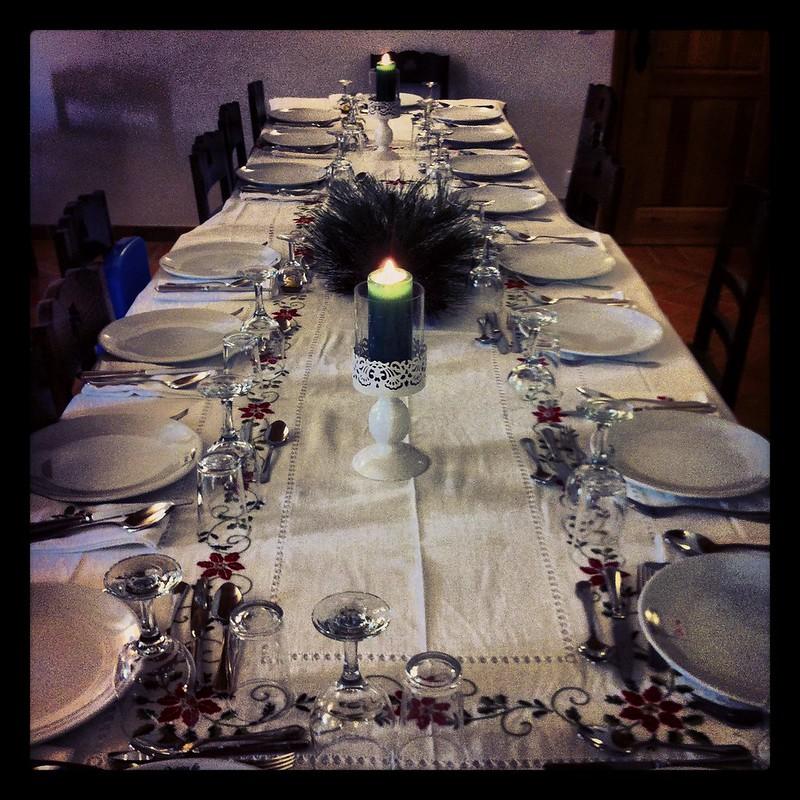 Table's ready