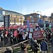 Save Lewisham Hospital: the march sets off