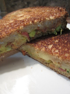 Guac Grilled Cheese