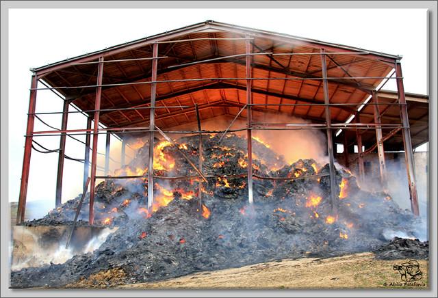 1 Fuego en Briviesca