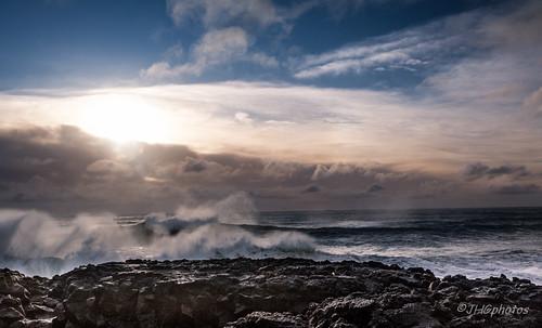 ocean winter sea season iceland outdoor ísland sjór vetur hafið 2013 árstíðir ©jhgphotoscom
