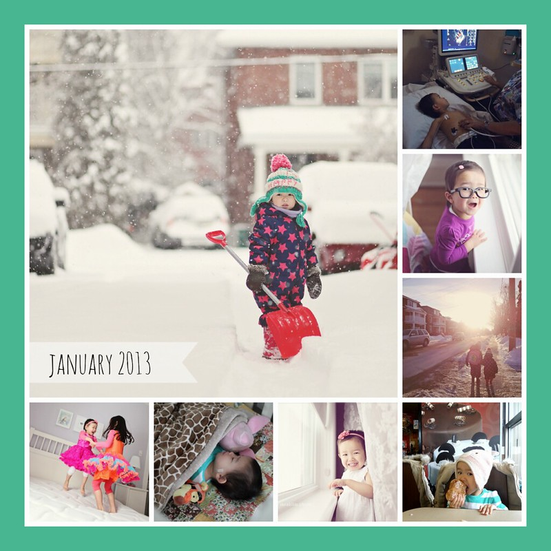 Phebe : January in pictures