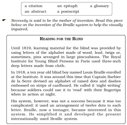 NCERT Class XI English: Chapter 5 – Pappachi's Moth