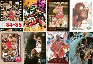 #21-BASKETBALL SPORTS CARD LOT