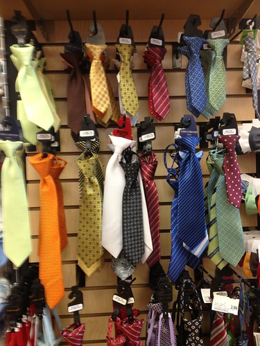 Pre Missionary Ties for LDS kids