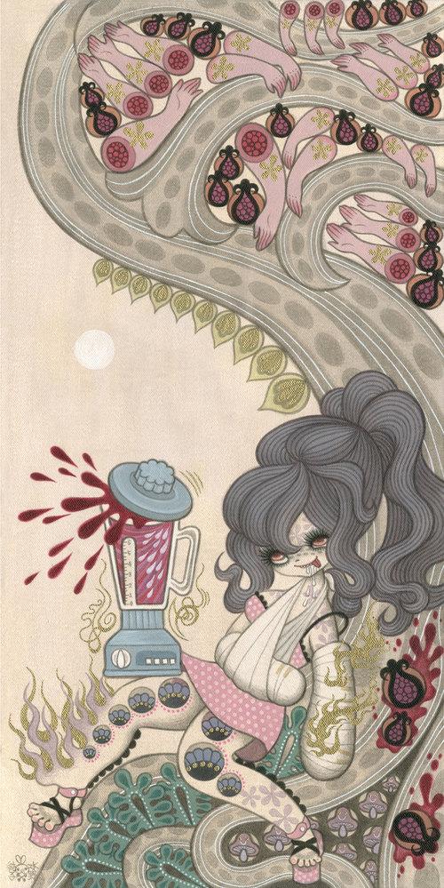 Junko Mizuno, Waiting 1