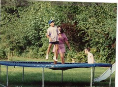 trampolining--equipment and supplies, play, leisure, trampoline,